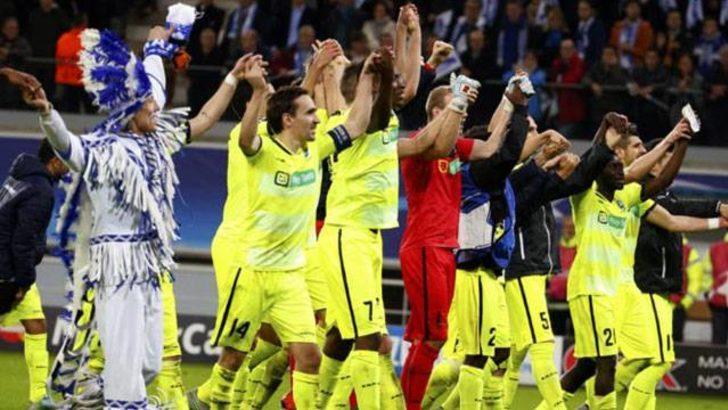 Gent, Şampiyonlar Ligi'nde imkansızı başardı