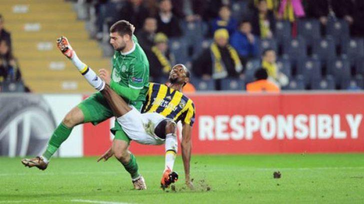 Fenerbahçe 1-1 Celtic maç özeti ve golleri Mynet'te