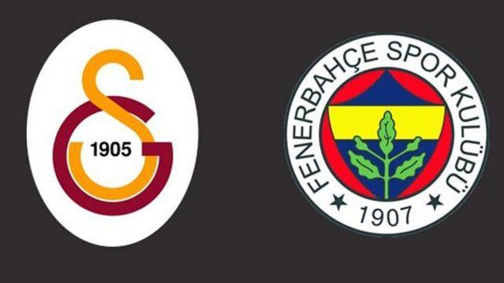 Galatasaray-Fenerbahçe derbisine küfür engeli