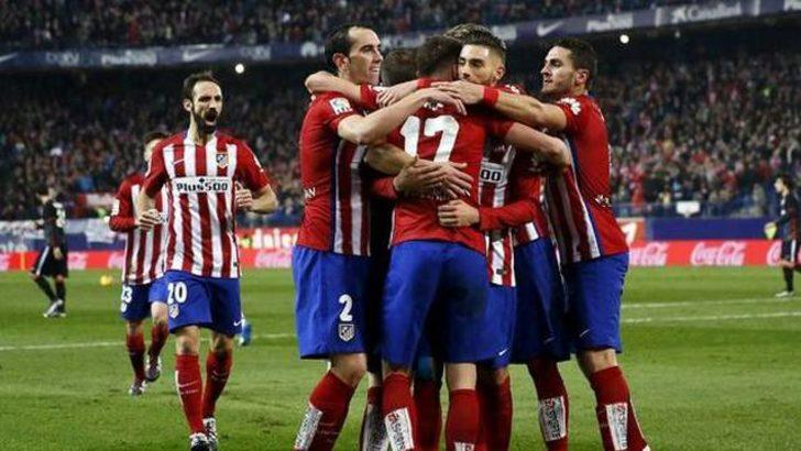 Atletico Madrid 2 - 1 Atletic Bilbao
