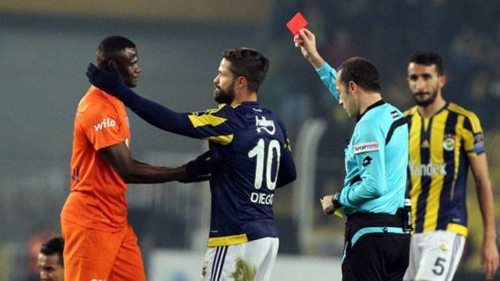 Cüneyt Çakır ve Fenerbahçeli yöneticiler tartıştı