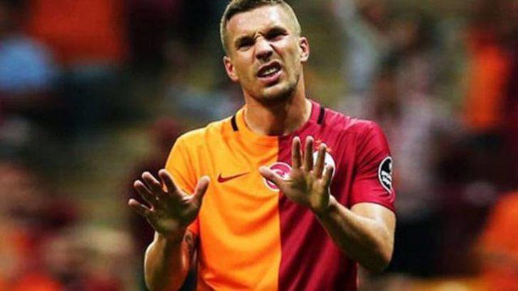 Podolski çok şaşırdı: 'Anlayamıyorum'