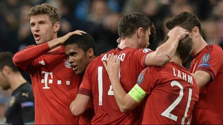 Bayern Münih'te 4 imza birden atıldı