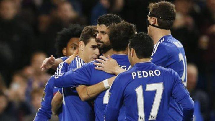 Mourinho gitti, Chelsea kazandı