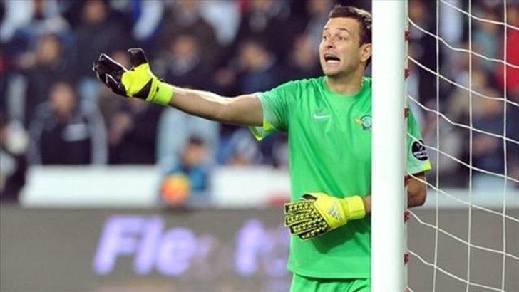 'Panter Lukac, Galatasaray maçında kedi olmuş'