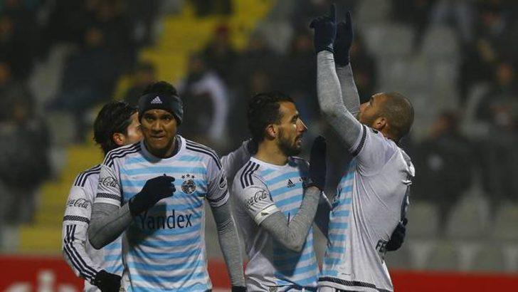 Fenerbahçe, Gençlerbirliği'ni tek golle geçti