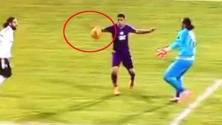 Beşiktaşlıları çıldırtan penaltı pozisyonu