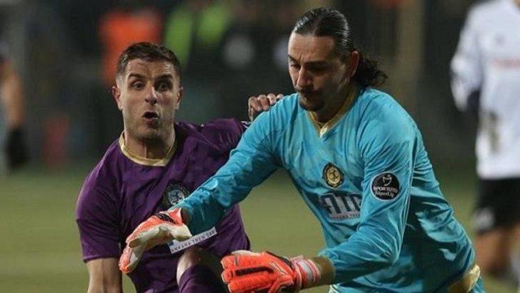 Osmanlısporlu Bilal Aziz'den penaltı itirafı