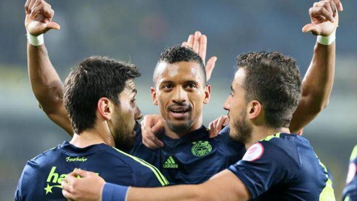 Fenerbahçe kupada Antalyaspor'u rahat geçti