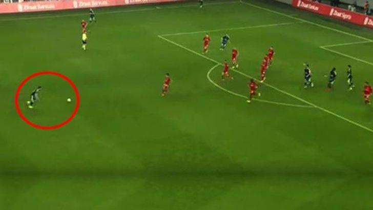 Ruslar'dan Şener'in golüne olay benzetme