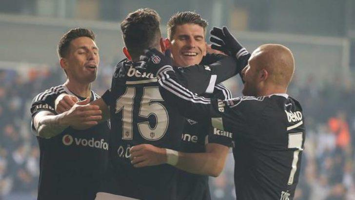 Beşiktaş'tan şampiyonluk paylaşımı