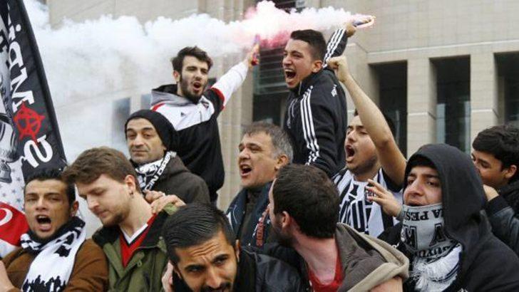 Beşiktaş'ın taraftar grubu Çarşı, Gezi davasından beraat etti