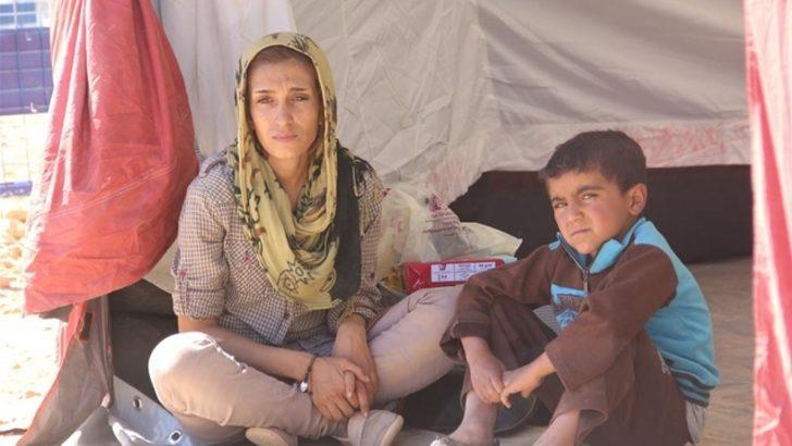 3 günde 100 bin Suriyeli