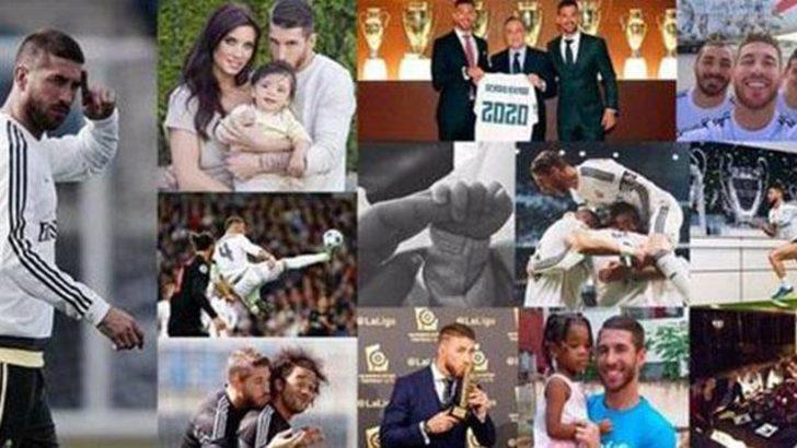 Ramos dünyaya rezil oldu!