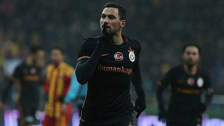 Galatasaraylı Sinan Gümüş'e sürpriz teklif!