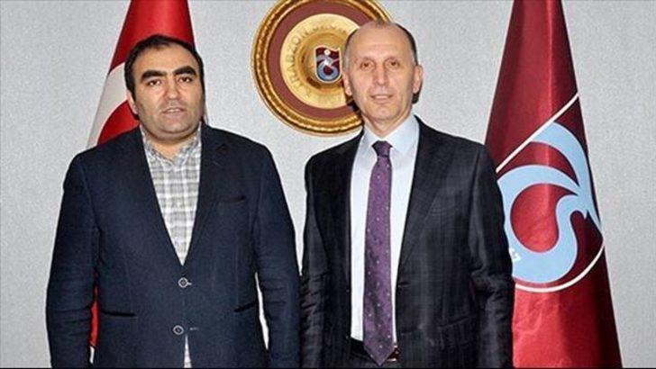 Trabzon'daki skandal istifayla bitti
