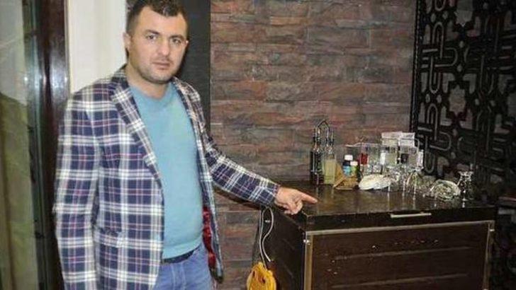 Galatasaray Store'nin 2 günlük hasılatını çaldırdı
