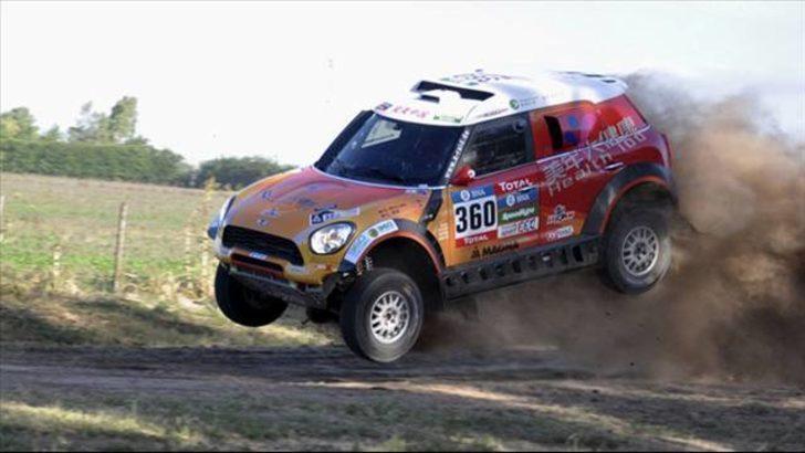 37. Dakar Rallisi kazayla başladı