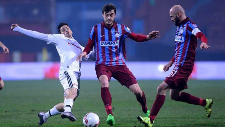 Beşiktaş'a Kupa'da 1461 Trabzon çelmesi