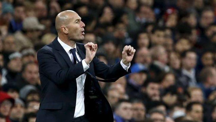 Real Madrid'de Zidane şoku