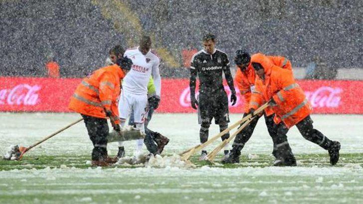 Beşiktaş - Mersin İdmanyurdu maçında TFF skandalı