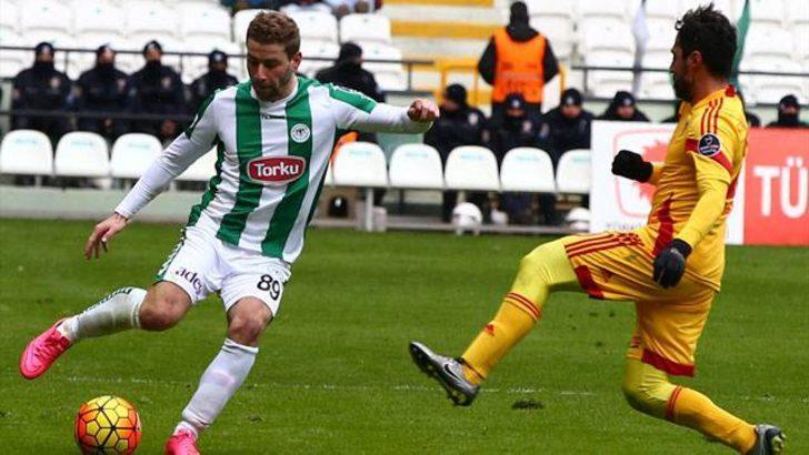 Torku Konyaspor 1 - 0 Kayserispor
