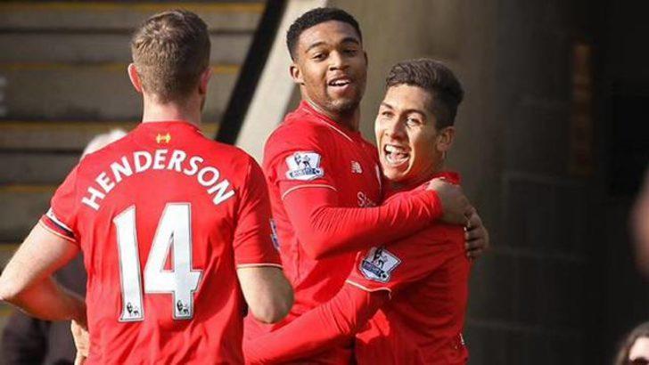İngiltere'de tarihe geçecek maç! Norwich 4-5 Liverpool