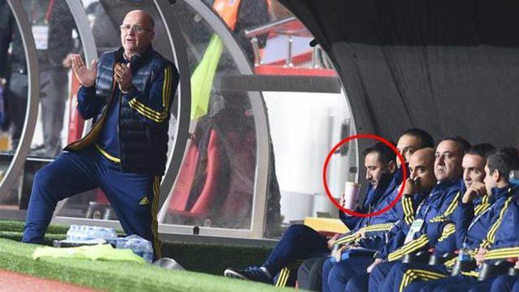 Pereira oturdu Şenol Çorlu yönetti
