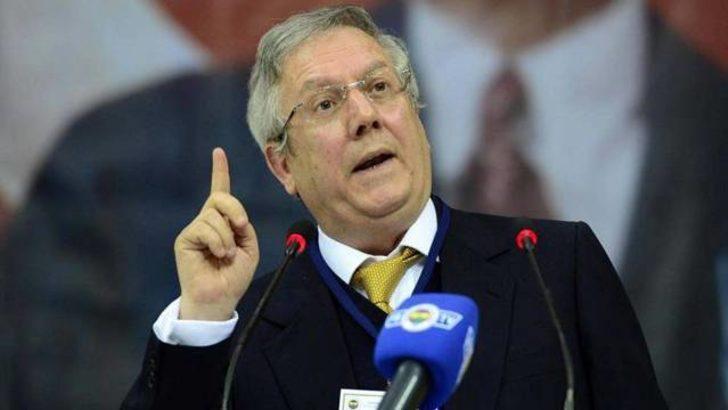 'Aziz Yıldırım'ın Süper Lig'de ne işi var? Gitsin...'