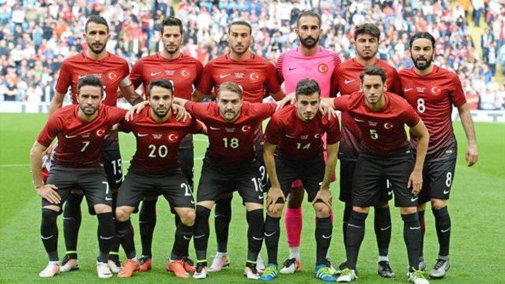 Milli Takım'ın 23 kişilik EURO 2016 kadrosu belli oldu