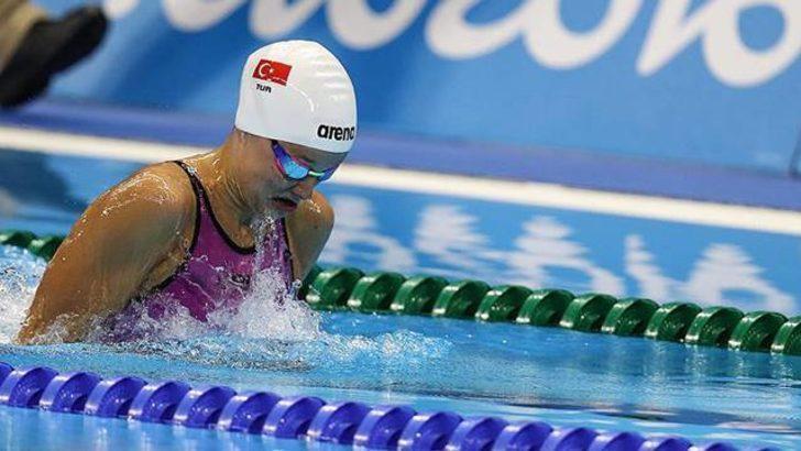 Viktoria Zeynep Güneş 100 metre kurbağalamada elendi