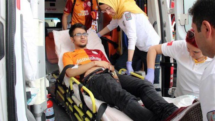 Konya'da 4 taraftar bıçaklandı!