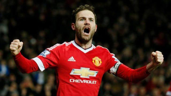Manchester United, Juan Mata ile nikah tazeledi
