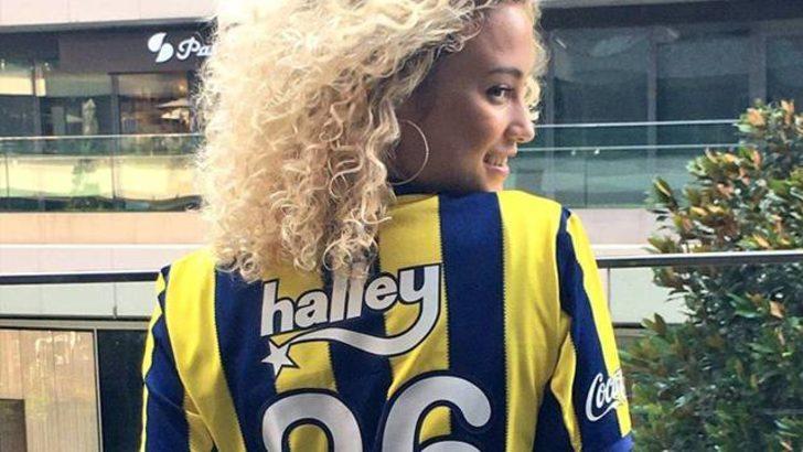 Fenerbahçe'nin yeni yengesi yine olay yarattı!