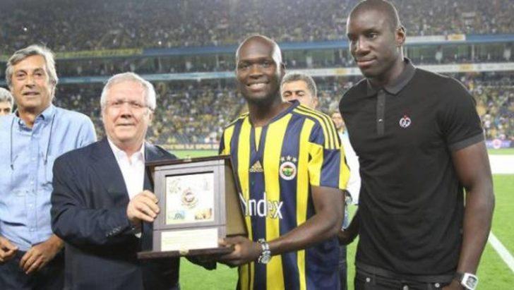 Demba Ba'dan Moussa Sow'a olay sözler