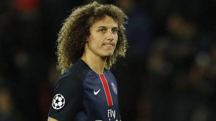 David Luiz yeniden Chelsea'de