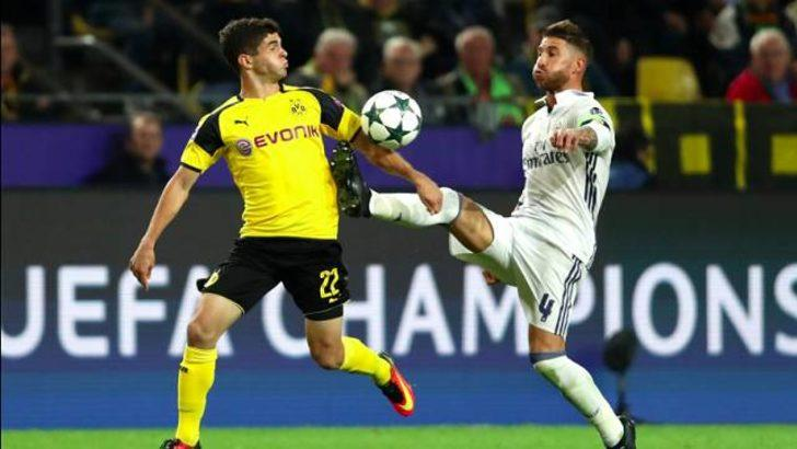 Borussia Dortmund 2 - 2 Real Madrid