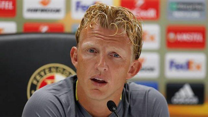 Dirk Kuyt: 'Gol atarsam sevineceğim'