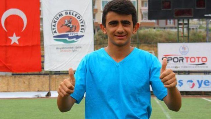 Genç yetenek Emirhan Ergün, Galatasaray'da