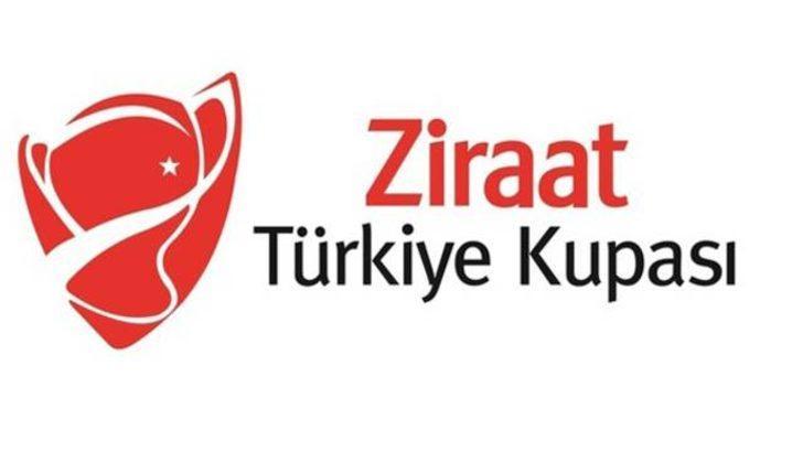 Ziraat Türkiye Kupası'nda grup kuraları çekiliyor