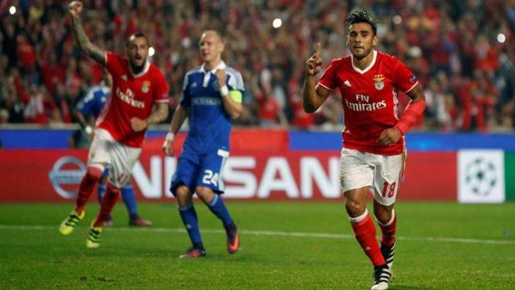 Benfica 1 - 0 Dinamo Kiev