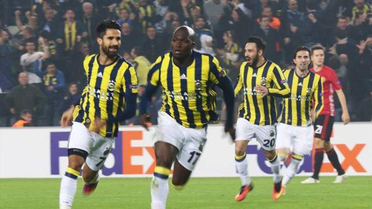 Fenerbahçe 2 - 1 Manchester United
