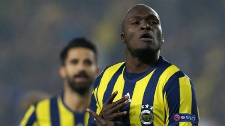 Moussa Sow haftanın oyuncusu seçildi
