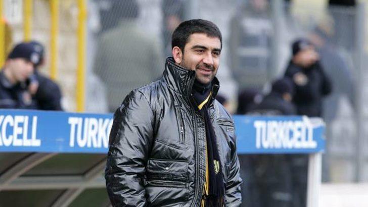 Ümit Özat yeniden Süper Lig'de