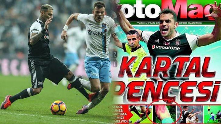 Fotomaç'tan Beşiktaş'a fotomontaj skandalı