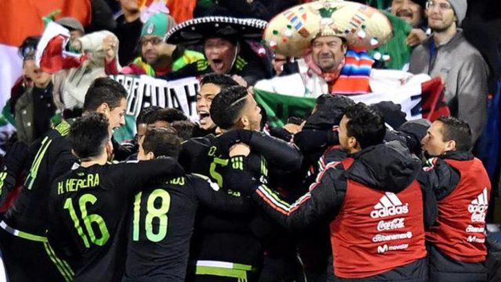 Meksika 2 - 1 ABD