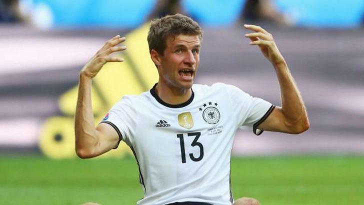 San Marino'dan Müller'e derslik yanıt