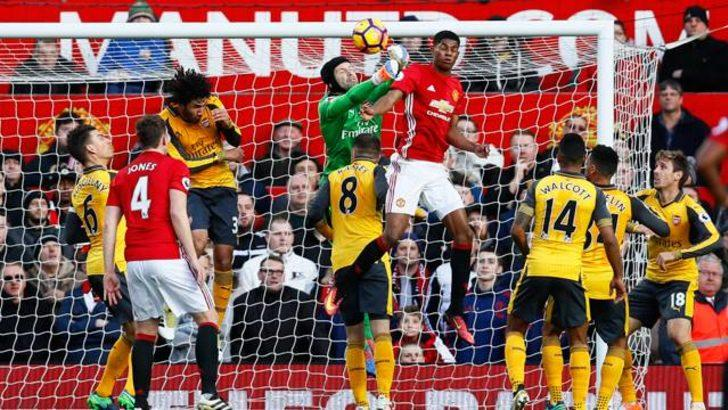 Manchester United 1 - 1 Arsenal