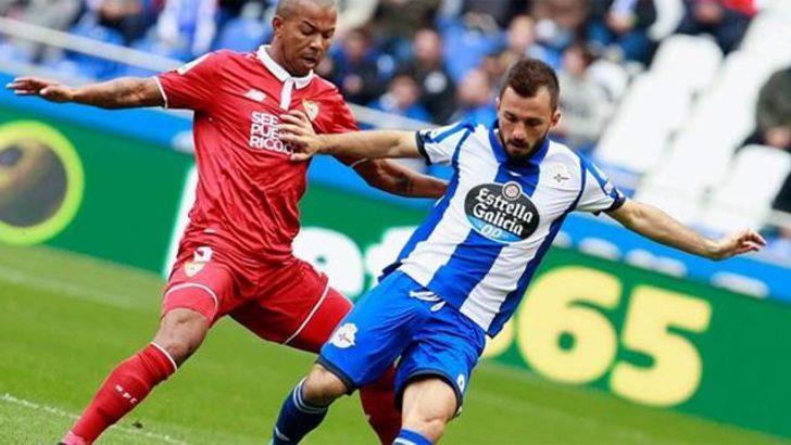 Deportivo 2 - 3 Sevilla