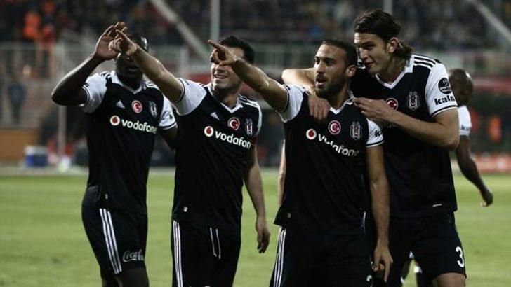 Adanaspor 1 - 2 Beşiktaş